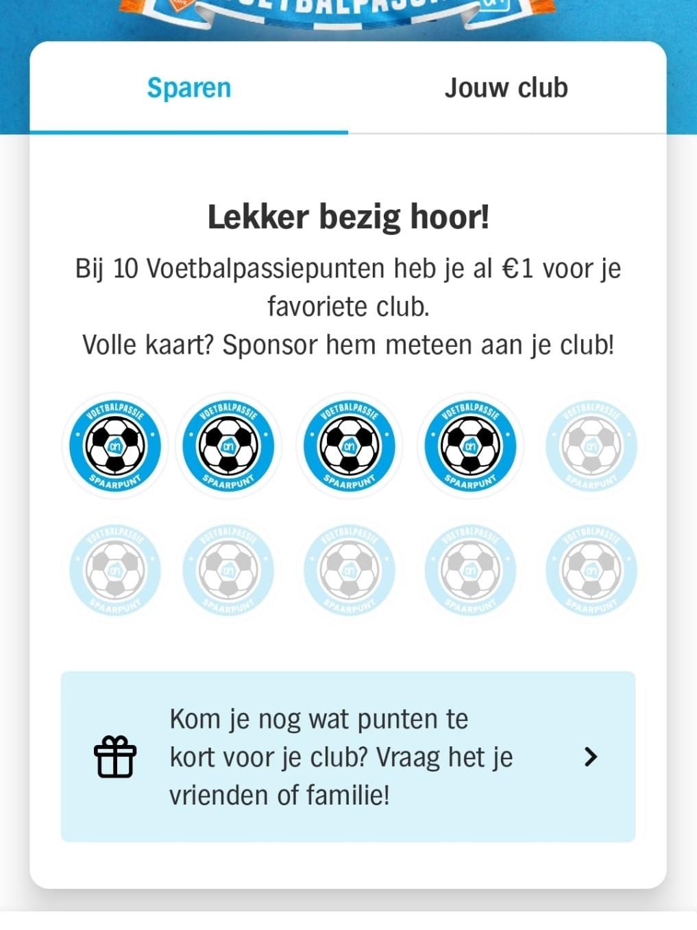 Nieuws over Voetbalpassie